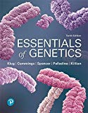 Essentials of Genetics (10th Edition)