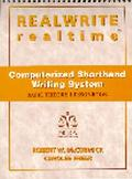 Realwrite Realtime Computerized Shorthand Writing System Basic Theory Lessonbook