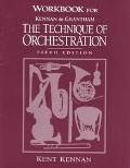 Technique of Orchest.wkbk.iv T/a Tech.