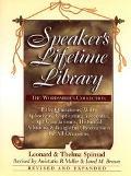 Speaker's Lifetime Library