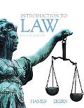 Introduction to Law (4th Edition)