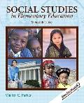 Social Studies in Elementary Education  Value Package (includes Sampler of Curriculum Standa...