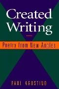 Created Writing Poetry from New Angles