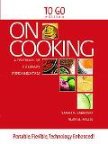 On Cooking (MyCulinaryLab & iCook Edition)