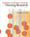 Statistics and Data Analysis for Nursing Research (2nd Edition)