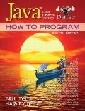 Java : How to Program - Late Objects Version