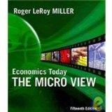 Economics Today: The Micro View plus MyEconLab Student Access Kit (15th Edition) (Addison-We...