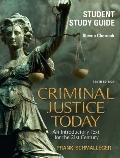 Criminal Justice Today-Stud. Std. Guide