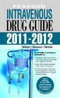 Prentice Hall Intravenous Drug Guide 2011-2012