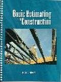 BASIC ESTIMATING FOR CONSTRUCTION (W/29 PLANS)