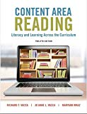 Content Area Reading: Literacy and Learning Across the Curriculum Plus Pearson Enhanced eTex...