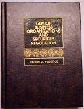 Law of Business Organizations and Securities Regulation
