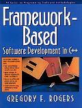 Framework-Based Software Development in C++
