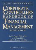Corporate Controller's Handbook of Financial Management