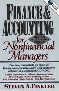 Finance+acct.f/nonfinancial Man.-w/cd