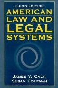 American Law+legal Systems