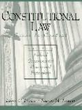 Constitutional Law Cases in Context  Federal Governmental Powers and Federalism