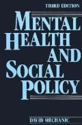 Mental Health+social Policy