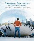 MyPsychLab Student Access Code Card t/a Abnormal Psychology in a Changing World