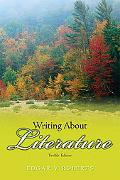Writing About Literature (12th Edition)