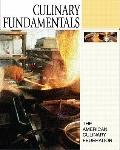 Culinary Fundamentals Value Pack (includes Study Guide & Cost Genie Student Version)