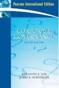 Corporate Governance : International Edition