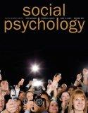Social Psychology, Fourth Canadian Edition