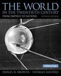 The World in the Twentieth Century (7th Edition)