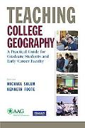 Teaching College Geography