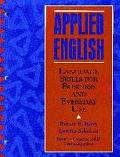 Applied English