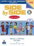Side by Side 1 Activity & Test Prep Workbook (with 2 Audio CDs)