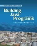 Building Java Programs: A Back to Basics Approach (2nd Edition)