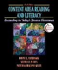 Content Area Reading and Literacy: Succeeding in Today's Diverse Classroom (with MyEducation...