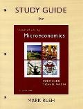Study Guide for Foundations of Microneconomics