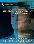 Strategic Management A Dynamic Perspective Integrated Stratsim Simulation Experience - Print...