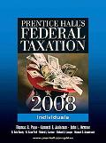 Prentice Hall's Federal Taxation 2008 Individuals