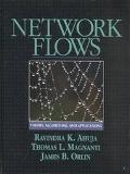 Network Flows Theory, Algorithms, and Applications
