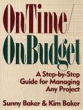 On Time/on Budget