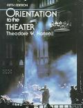 Orientation to the Theater