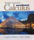 Single Variable Calculus (2nd Edition)