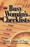 Busy Woman's Checklists