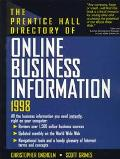 Prentice Hall Directory of Online Business Information, 1998