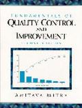 Fundamentals of Quality Control and Improvement Amitava Mitra