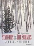 Statistics for Life Sciences (Hardcover, 1999)