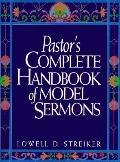 Pastor's Complete Handbook of Model Sermons