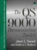 QS-9000 Documentation Toolkit - Janet L. Novack - Hardcover - BK&DISK