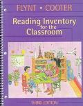 Reading Inventory F/classroom