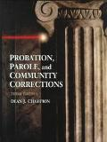 Probation,parole,+community Corrections
