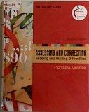 ASSESSING AND CORECTING Reading and Writing Difficulties - INSTRUCTOR'S COPY