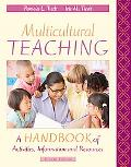Multicultural Teaching: A Handbook of Activities, Information, and Resources (8th Edition)